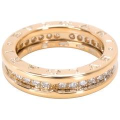 Bulgari B.Zero1 Diamond Ring in 18 Karat Yellow Gold '0.64 Carat