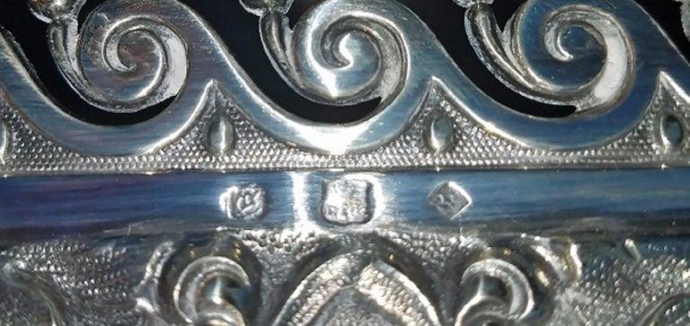 19th Century Elkington & Co. Silver Samovar For Sale 1