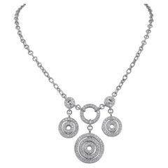 Bulgari Diamond Astrale Necklace