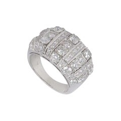 Bulgari Diamond Dress Ring
