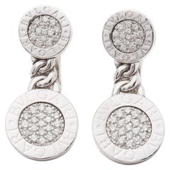 Bulgari Diamond Earrings