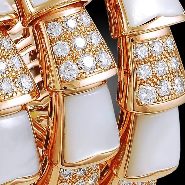 Women's Bulgari Four Coils Serpenti Bracelet For Sale