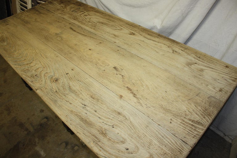 Early 20th Century French Table For Sale 7