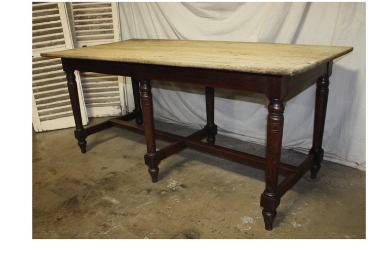 Early 20th century French table.