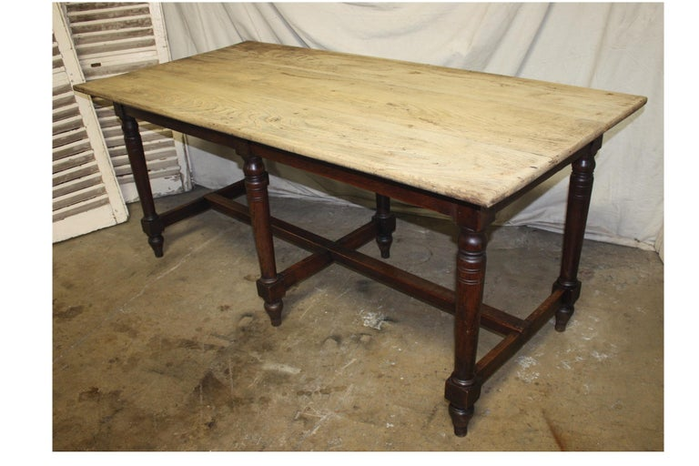 Louis XIII Early 20th Century French Table For Sale