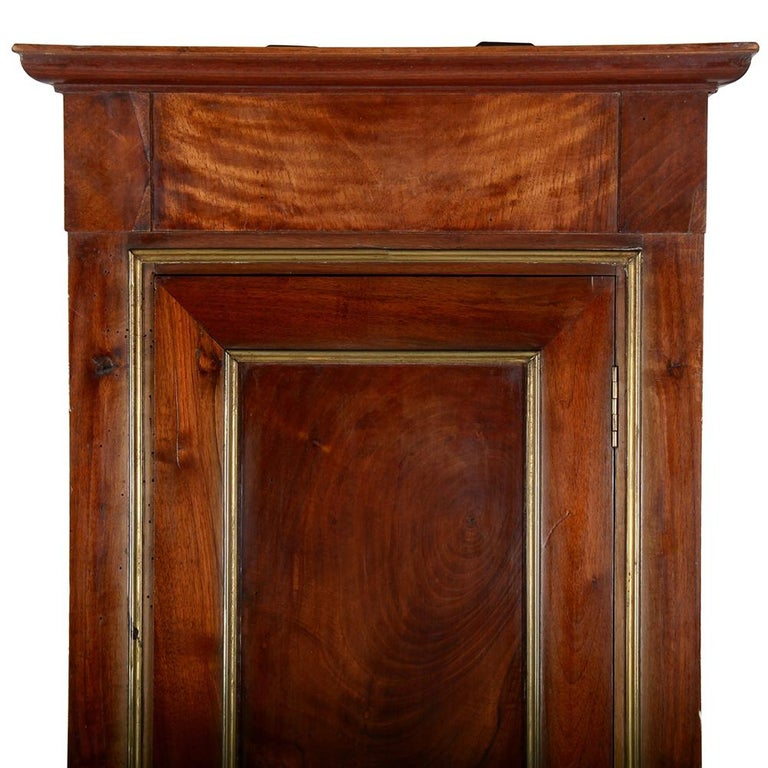Napoleon III 19th Century French 'Clock Case' Cabinet For Sale