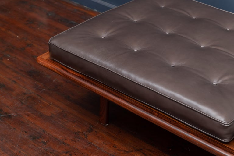 Mid-Century Modern Sergio Rodrigues Rocio Bench for OCA For Sale