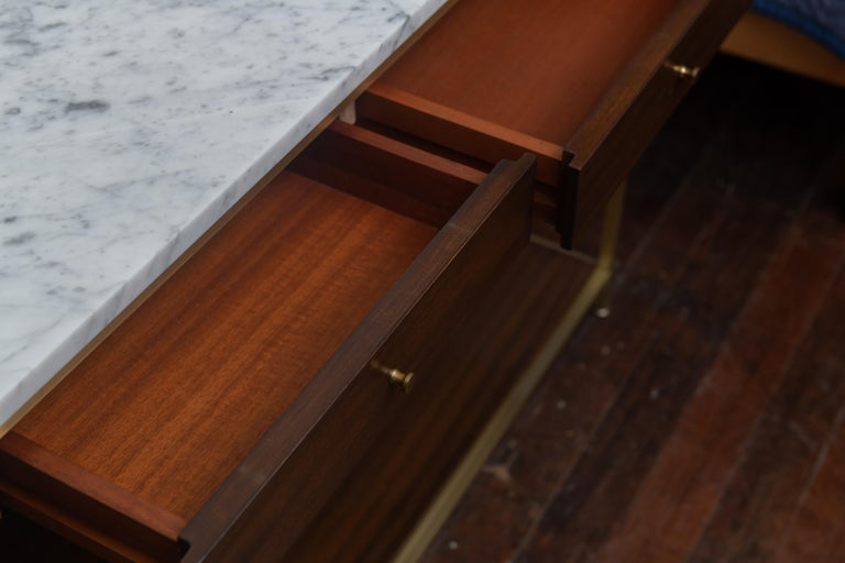 Mid-Century Modern Paul McCobb Console Table For Sale