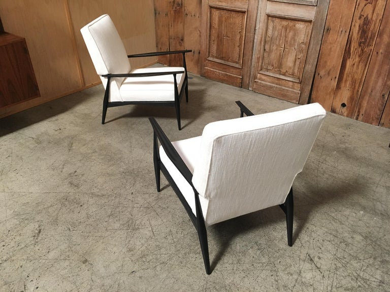 American Lounge Chairs by Paul McCobb For Sale
