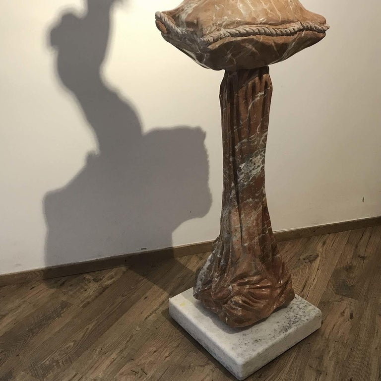 Contemporary Carpe Diem Sculpture For Sale
