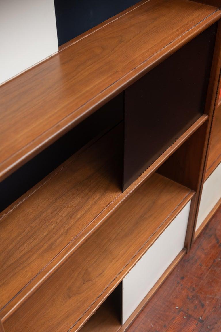 Evans Clark Room Divider or Bookshelf for Glenn of California In Good Condition For Sale In San Francisco, CA