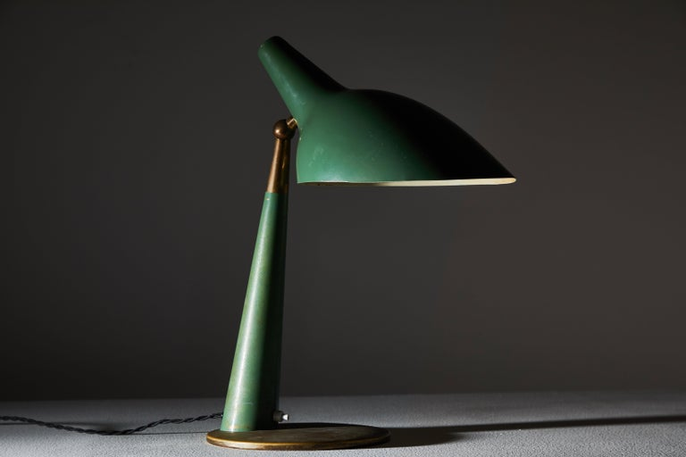 Rare Table Lamp by Stilnovo In Good Condition For Sale In Los Angeles, CA
