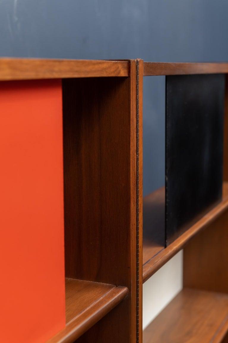 Mid-20th Century Evans Clark Room Divider or Bookshelf for Glenn of California For Sale