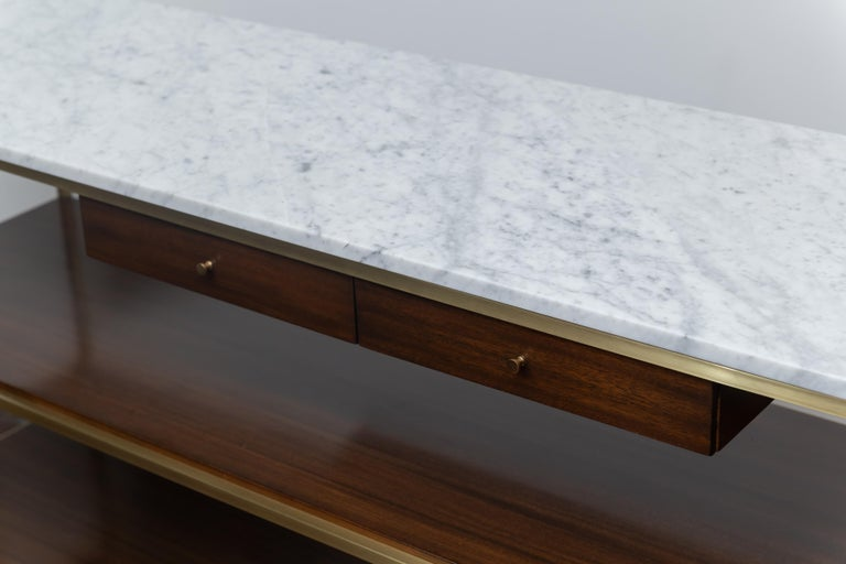 Mid-20th Century Paul McCobb Console Table For Sale