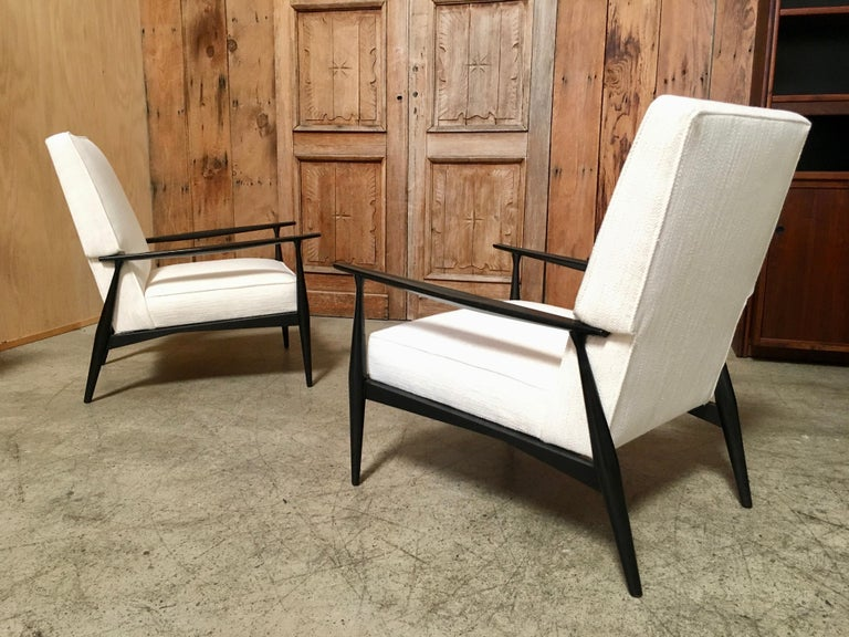 20th Century Lounge Chairs by Paul McCobb For Sale