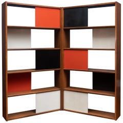 Evans Clark Room Divider or Bookshelf for Glenn of California