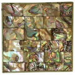 Abalone Sea Shell Box