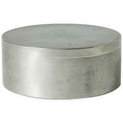 1930s Pewter Jar by Estrid Ericson