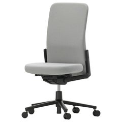 Vitra Pacific Medium Upholstered Backrest Chair by Edward Barber & Jay Osgerby
