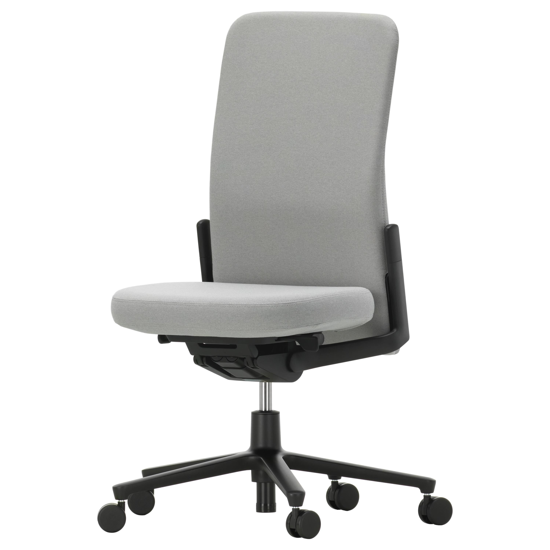 Merveilleux Vitra Pacific Medium Upholstered Backrest Chair By Edward Barber U0026 Jay  Osgerby