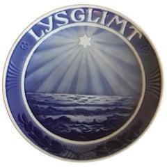 Royal Copenhagen Commemorative Plate from 1922 RC-CM206