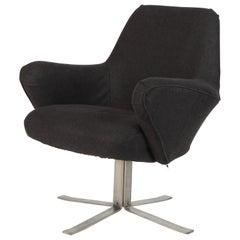 "Giulio Moscatelli ""Dolly"" Lounge Chair Forma Nova, 1960s"