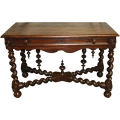 Superbe 18th Century, French Writing Table