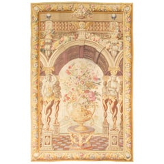 French, Late 19th Century, Tapestry 5'3 x 8'6
