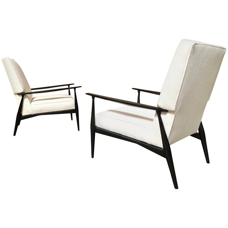 Lounge Chairs by Paul McCobb For Sale