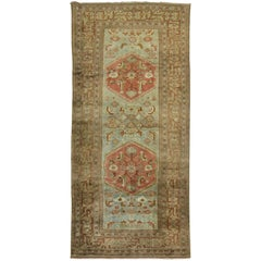 Antique Persian Malayer Intermediate Runner