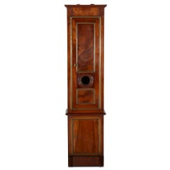 19th Century French 'Clock Case' Cabinet