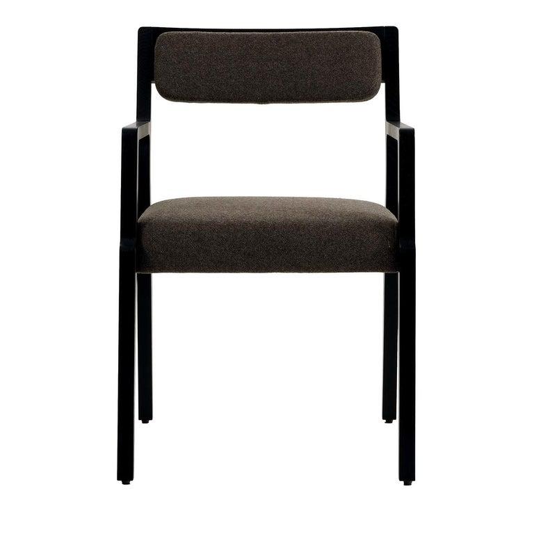 Debbie Blue Armchair For Sale