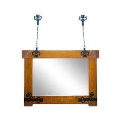Kirtland K. Cutter Historic Arts & Crafts Mirror