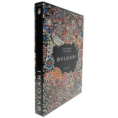 '90s Bulgari Jewelry Coffee Table or Library Book