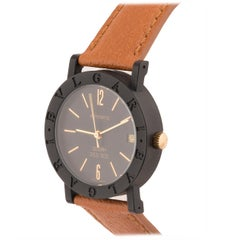 Bulgari Limited Edition Mid-Size Jeddah Wrist Watch