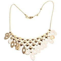 Bulgari Lucea Yellow Gold Necklace