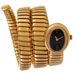 Bulgari Serpenti Tubogas Bracelet Watch