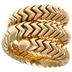 Bulgari Spiga Ring