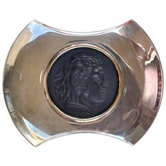 Bulgari Sterling Silver Vide-Poche