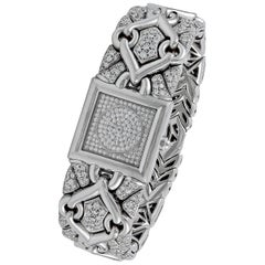 Bulgari Trika Diamond Watch