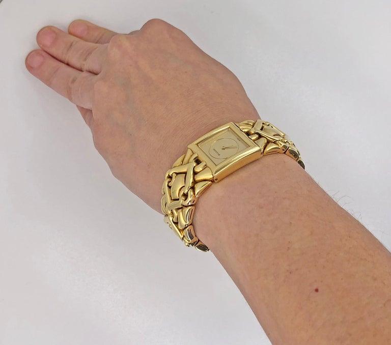Bulgari Trika Ladies Gold Watch For Sale 3