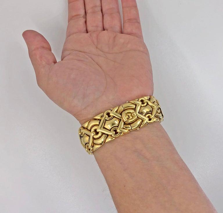 Bulgari Trika Ladies Gold Watch For Sale 4