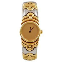 Bulgari Two-Tone Gold Watch