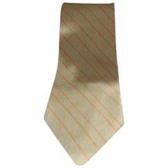 Bulgari Vintage multicoloured tie