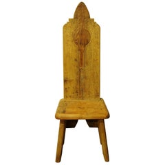 Bullet Throne Chair