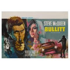 Bullitt Film Poster