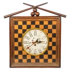 Bull's-Eye Clock, France, circa 1900