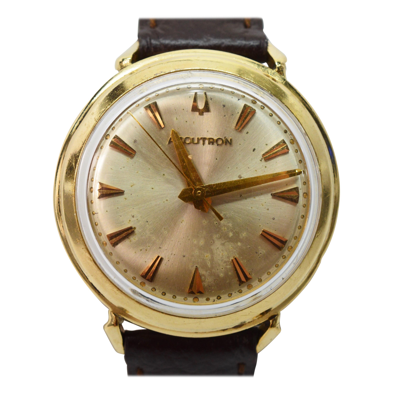 Bulova Accutron Men's Wristwatch