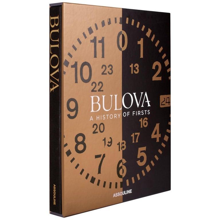 """Bulova"" Book For Sale"