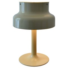 Bumling Table Lamp by Anders Pehrson for Atelje Lyktan, Sweden Beige, 1970s